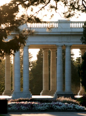 Pavilion at Cheesman Park, Denver, Colorado