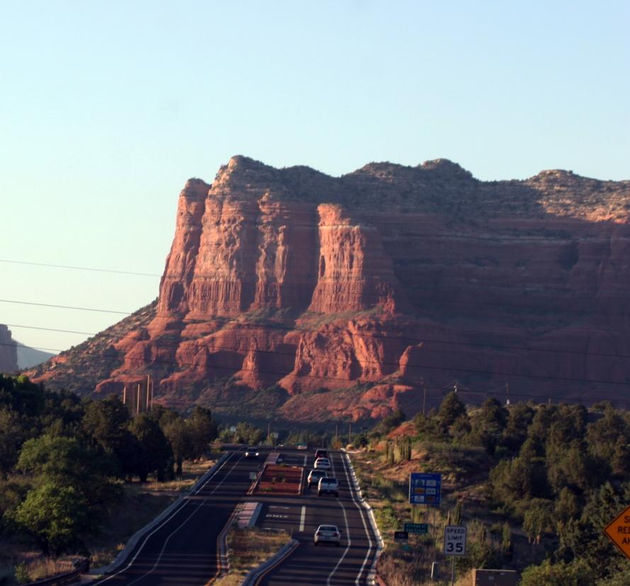 Outskirts of Sedona, Arizona
