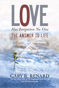 Book jacket, Love Has Forgotten No One