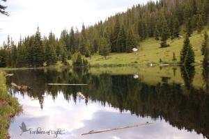 Lake Irene, Rocky Mountain National Park
