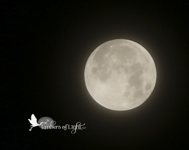 Full moon CW