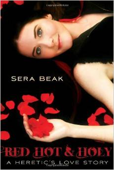 Sera Beak, Red Hot & Holy, bookcover