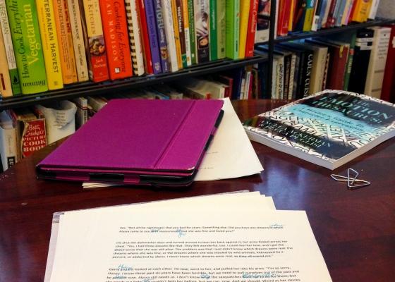 writing, books