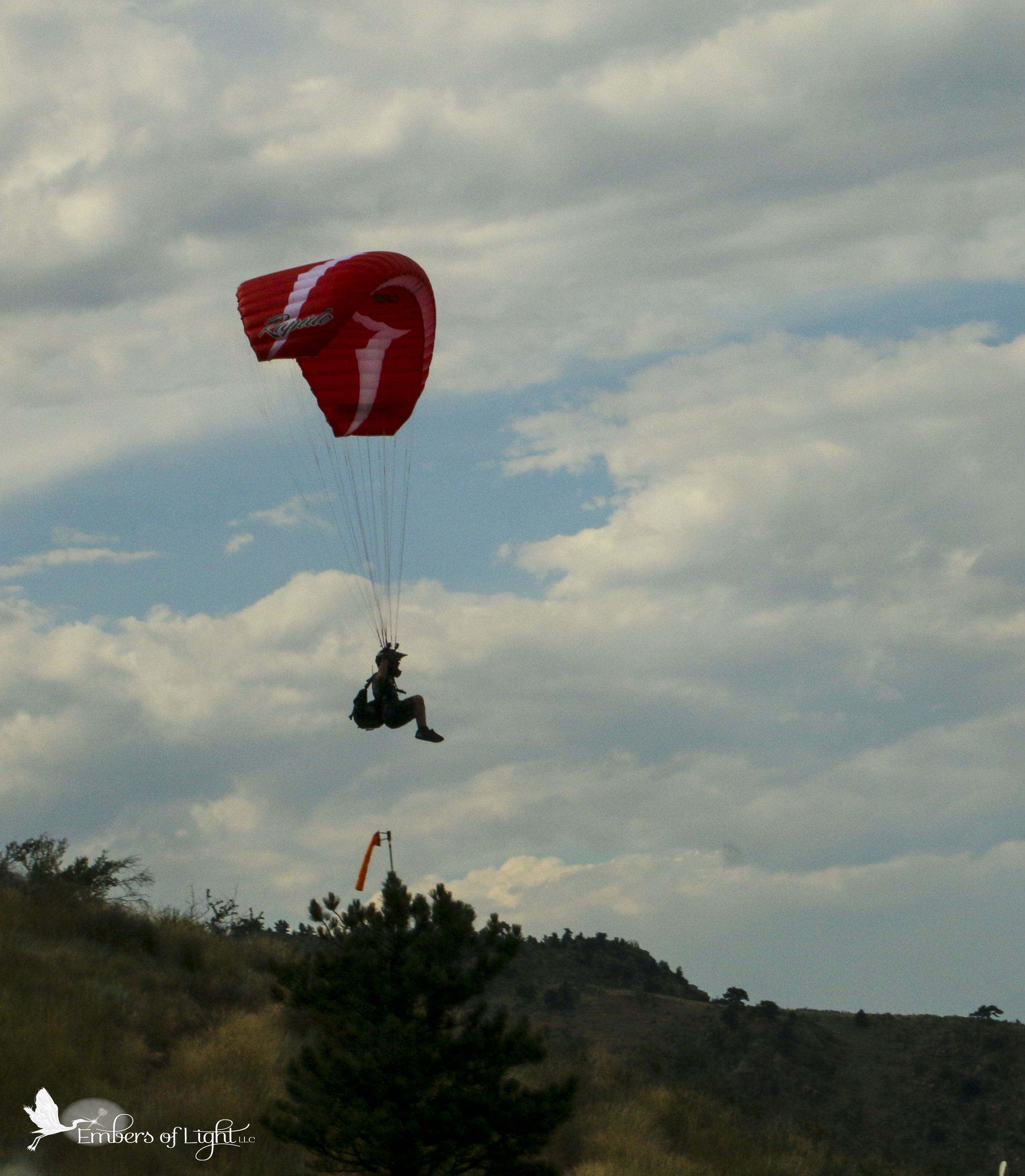 Going with the flow – Paragliding style! – Peace With My Life
