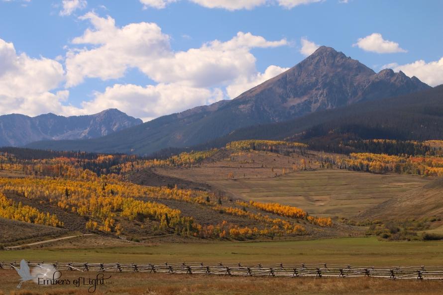 colorado, autumn