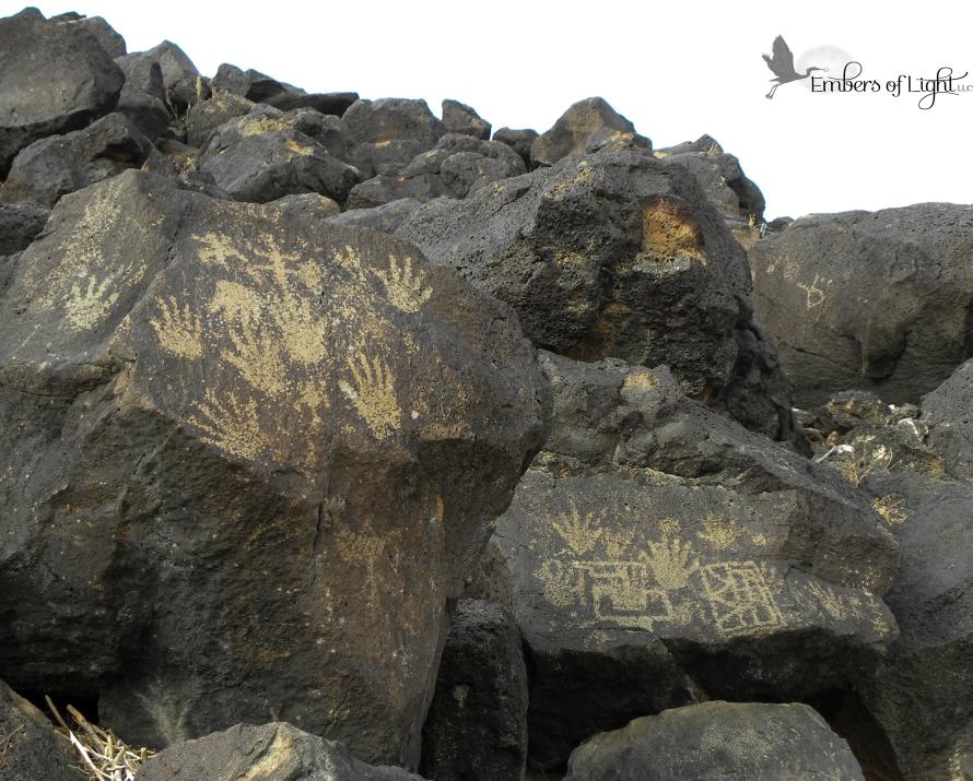 petrogloyphs