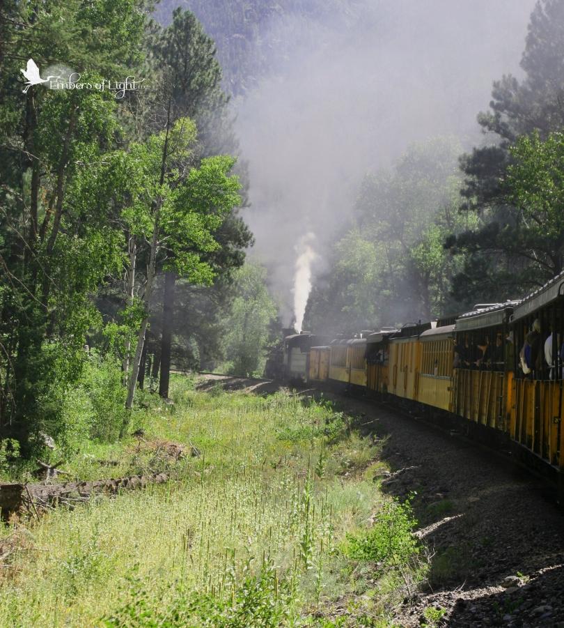 Durango to Silverton Narrow Gauge Railroad