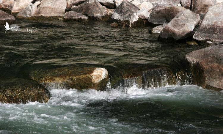 stream, North Umpqua river