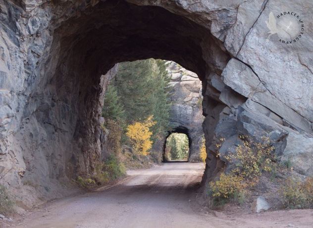 double rock tunnel