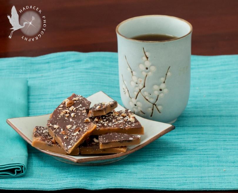 chocolate and hot tea