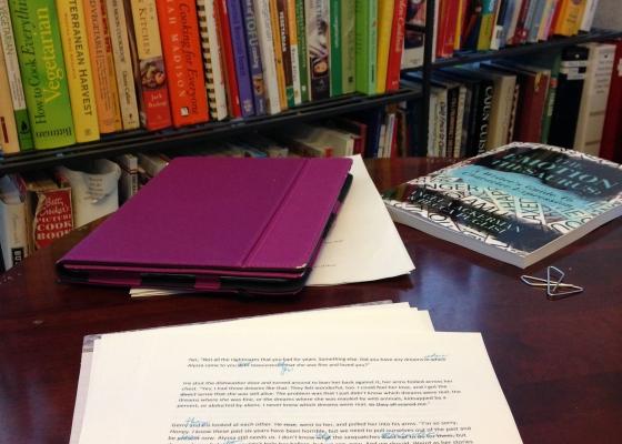 writing, editing