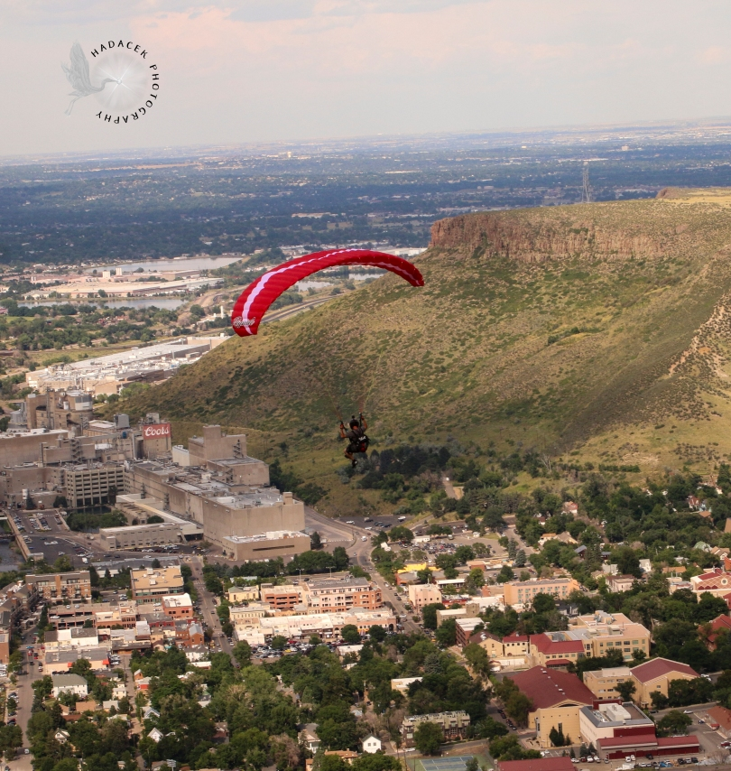 parasailor; colorado school of mines