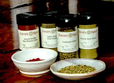 southwestern seasonings, chili powder