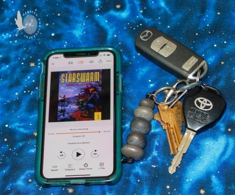 Starswarm; audiobook